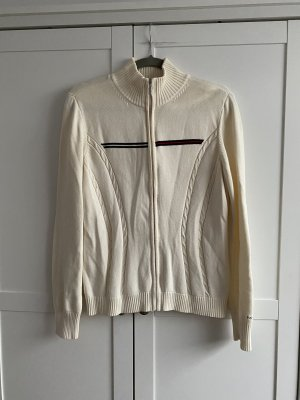 Tommy Hilfiger Giacca in maglia crema