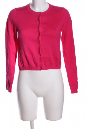 Tommy Hilfiger Strickjacke pink Casual-Look