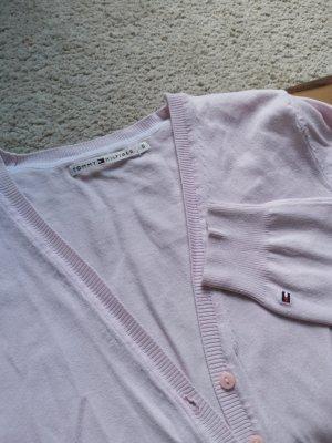 Tommy Hilfiger Giacca in maglia rosa pallido-rosa chiaro