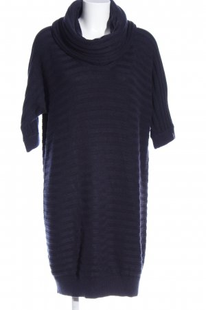 Tommy Hilfiger Strickkleid blau Casual-Look