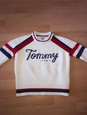 Tommy Hilfiger Pull tricoté multicolore