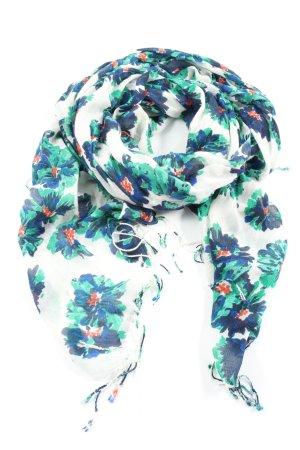 Tommy Hilfiger Écharpe en tricot imprimé allover style décontracté