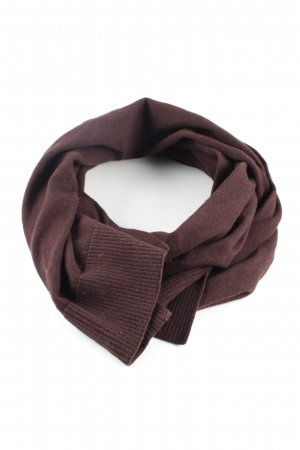 Tommy Hilfiger Knitted Scarf bronze-colored casual look