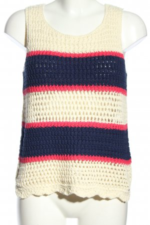 Tommy Hilfiger Stricktop Allover-Druck Casual-Look