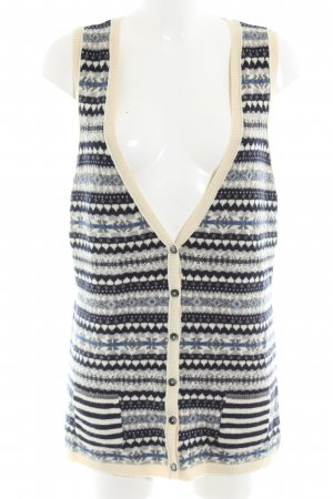 Tommy Hilfiger Knitted Vest graphic pattern casual look