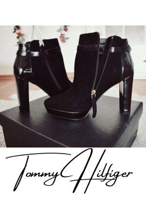 Tommy Hilfiger Suede Serena Boots