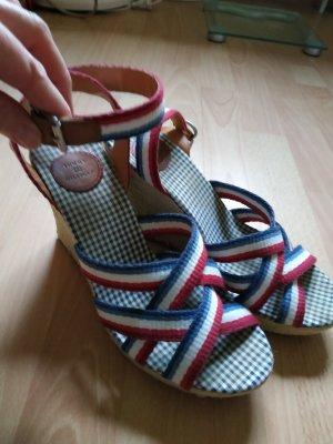 Tommy Hilfiger Platform Sandals multicolored