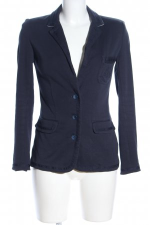 Tommy Hilfiger Sweatblazer schwarz Business-Look