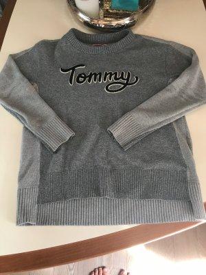 Tommy Hilfiger Sweater grau