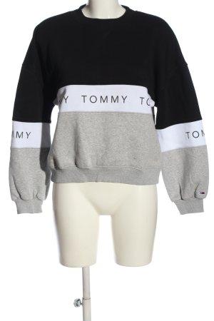Tommy Hilfiger Sweatshirt meliert Casual-Look