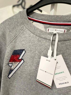 Tommy Hilfiger Suéter gris-gris claro