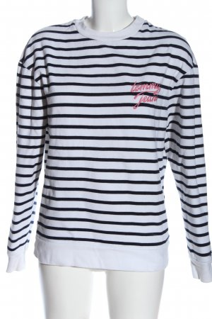 Tommy Hilfiger Sweatshirt Schriftzug gedruckt Casual-Look