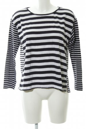Tommy Hilfiger Sweatshirt weiß-schwarz Casual-Look