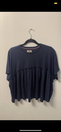 Tommy Jeans T-shirt blu scuro