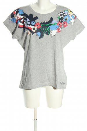 Tommy Hilfiger T-Shirt Blumenmuster Casual-Look