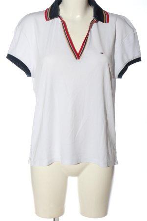 Tommy Hilfiger T-Shirt mehrfarbig Casual-Look