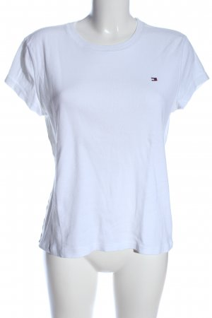Tommy Hilfiger T-Shirt weiß Casual-Look