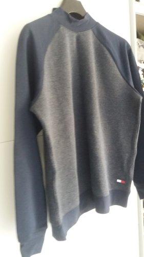 Sports Shirt dark grey mixture fibre