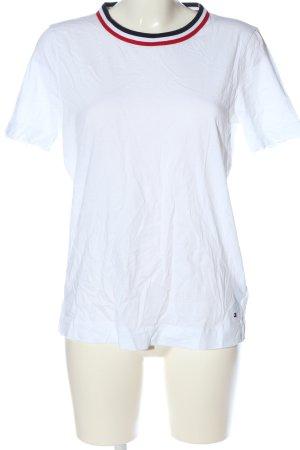 Tommy Hilfiger T-shirt multicolore style décontracté