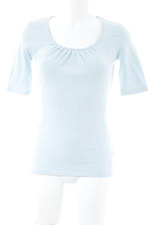 Tommy Hilfiger T-Shirt blassblau sportlicher Stil