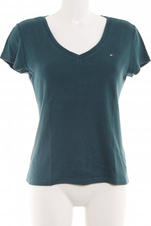 Tommy Hilfiger T-shirt blauw casual uitstraling