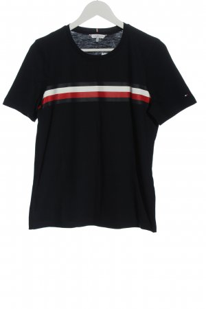 Tommy Hilfiger T-shirt gestreept patroon casual uitstraling