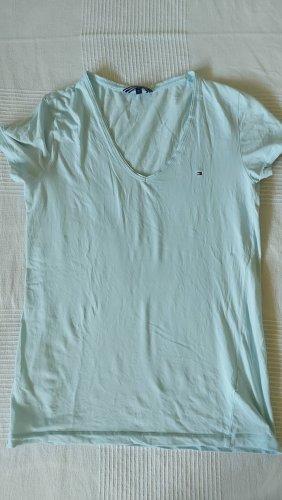 Tommy Hilfiger T-shirt turchese