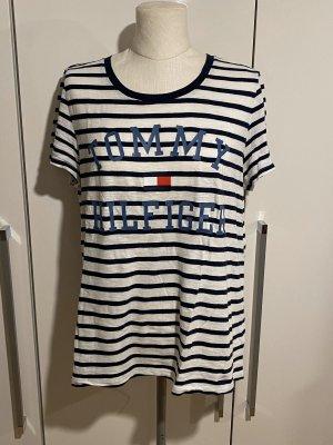 Tommy Hilfiger T-shirt bianco-blu