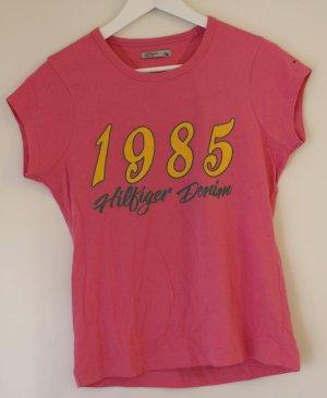 Tommy Hilfiger T Shirt Gr.M pink