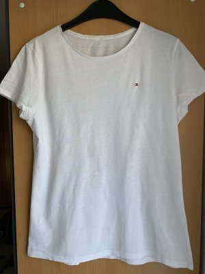 Tommy Hilfiger T-Shirt Gr. S weiß