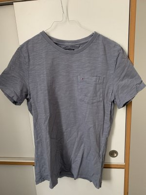 Tommy Hilfiger T-shirt grau-blau
