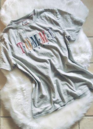 Tommy Hilfiger T-Shirt grau Gr. S