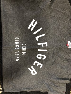 Tommy Hilfiger T-Shirt Grey Gr S