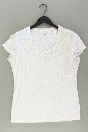 Tommy Hilfiger T-Shirt Größe L Kurzarm creme