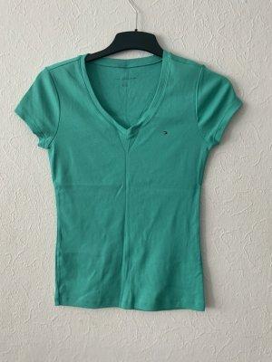 Tommy Hilfiger T-Shirt mit Ausschnitt