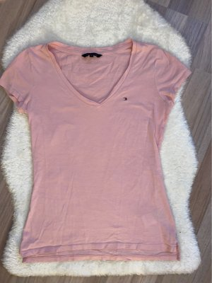 Tommy  Hilfiger T-Shirt rosa (xs)