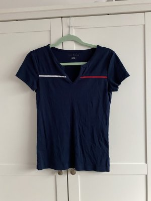 Tommy Hilfiger T-shirt bleu foncé