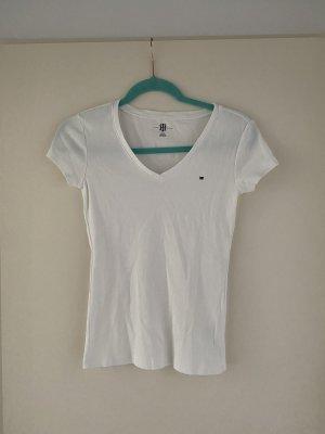 Tommy Hilfiger T-shirt bianco