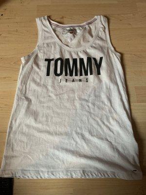 Tommy Jeans Basic topje wit