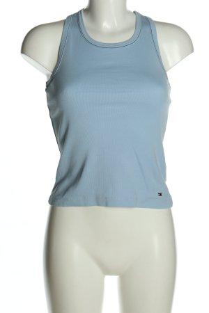 Tommy Hilfiger Tanktop blau Casual-Look