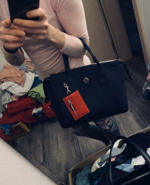 Tommy Hilfiger Shopper dark blue-red