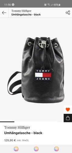 Tommy Hilfiger Pouch Bag black