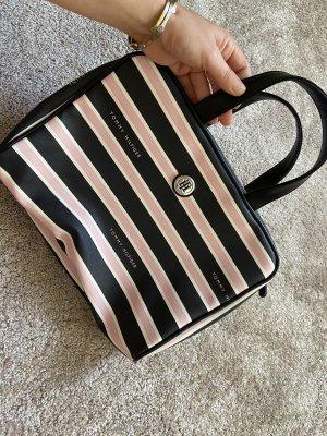 Tommy Hilfiger Laptop bag pink-dark blue
