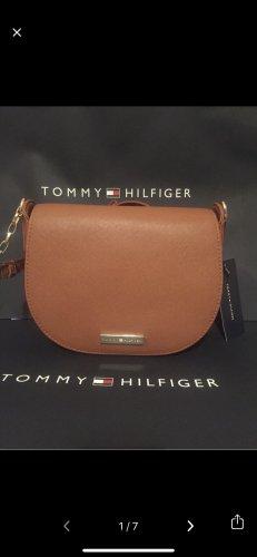 Tommy Hilfiger Bolso folclórico color bronce