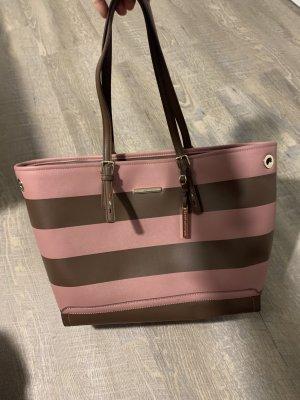 Tommy Hilfiger Tasche rosa-braun