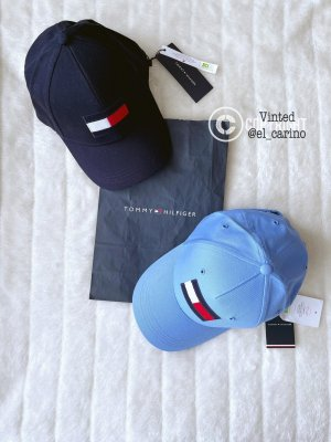 Tommy Hilfiger Baseball Cap multicolored cotton