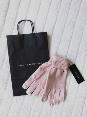 Tommy Hilfiger Knitted Gloves multicolored