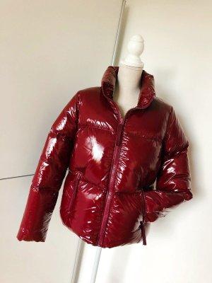 Tommy Hilfiger TH Puffa Jacket Warme dicke Jacke Daunenjacke Bomberjacke Wetlook - Größe M (38/40)