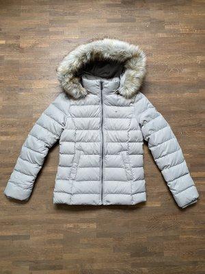 Tommy Hilfiger Piumino marrone-grigio-beige chiaro