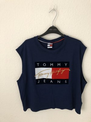 Tommy Hilfiger Top Blau